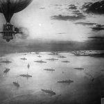 Battle of Jutland, British Guard Fleet Firth of Forth 1916.