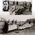 10th May 1941, Rudolf Hess flew his Messerschmitt Bf110 to Scotland.