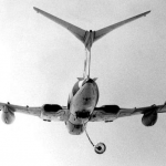The Falklands Conflict, Victor refuelling aircraft.