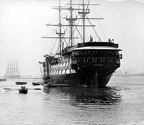 H.M.S. Warspite