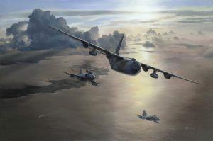 Falklands Flight Refuelling