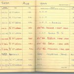 Deac log Book