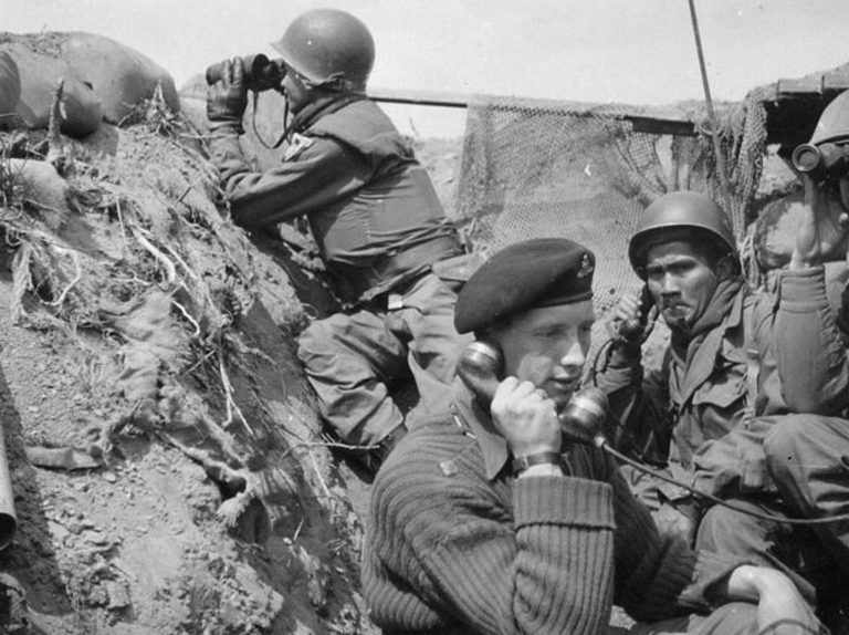 On this Day: 29th August 1950: British troops arrive in Korea.