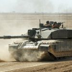On This Day: 5th August 2006 A Challenger 2 tank near Basra