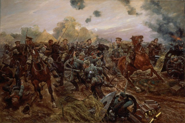 On This Day: 24 August 1914 The First VC WW1