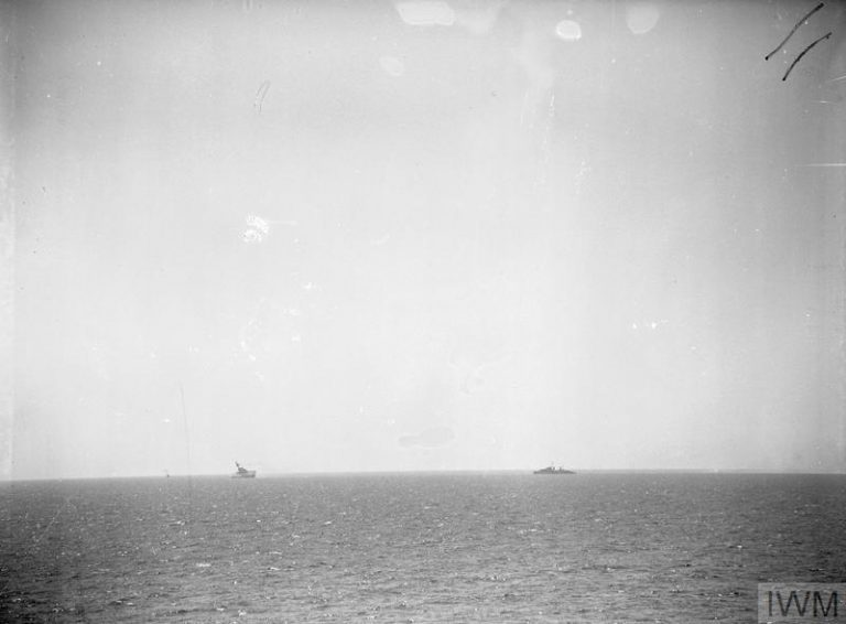 On This Day: 11th August 1942 THE SINKING OF HMS EAGLE