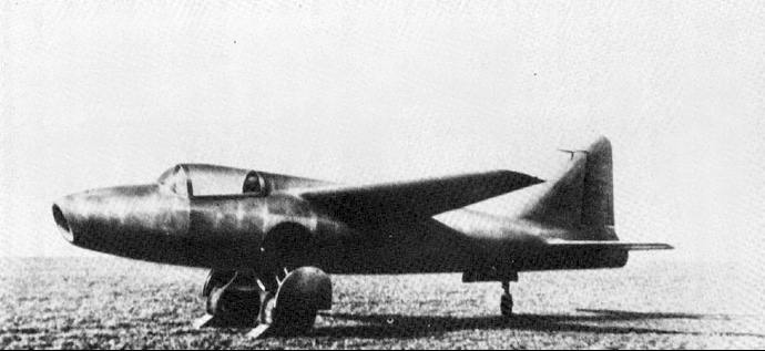 On This Day: 27th August 1939 German Heinkel He 178 makes first jet flight