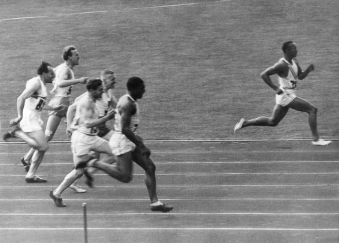 On This Day: 3rd August 1936 Jesse Owens wins 100m gold at Berlin Olymipcs