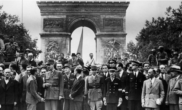 On This Day: 25th August 1944 Paris liberated