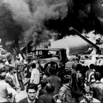 """On This Day: Aug 20th 1968 Soviet troops invade Czechoslovakia to crush the """"Prague Spring""""."""