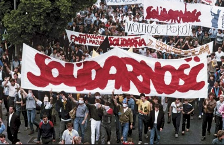 On This Day: 31st August 1980 - Poland's Solidarity labour movement was born