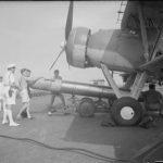 Taranto the sinking of the Italian fleet in World war Two