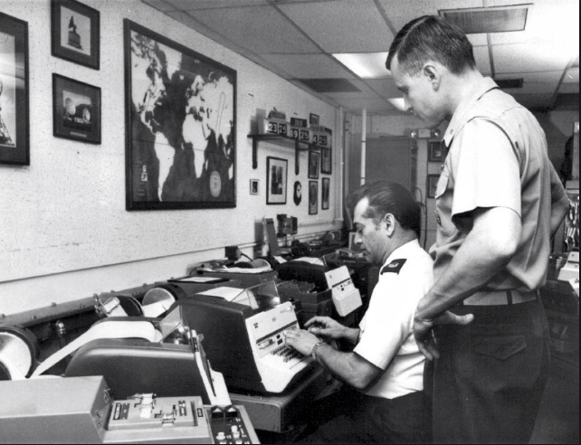 On This Day: 30th August 1963 Direct Line established between Moscow and Washington