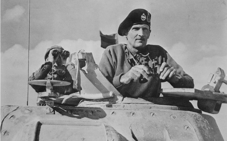 On This Day: 5th September 1942 Battle at Alam Halfa ends Field Marshal Bernard Montgomery. Photograph Courtesy of the National Archives & Records Administration The Battle of Alam el Halfa took place between 30 August and 5 September 1942 south of El Alamein during the Western Desert Campaign of the Second World War