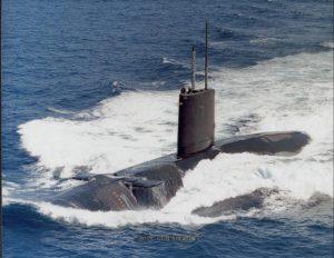 Cold War Royal Navy Submarine operations