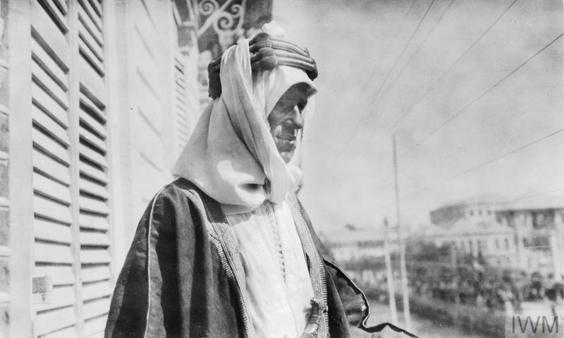 Col T E Lawrence