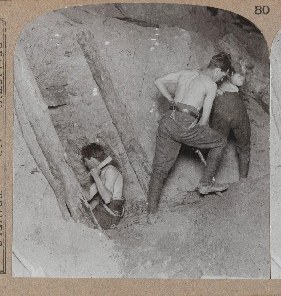 Underground Warfare WW1