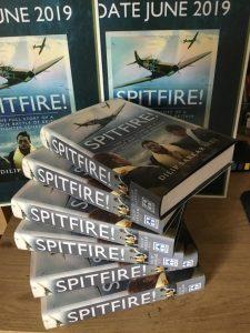 Dilip Sarkar Spitfire