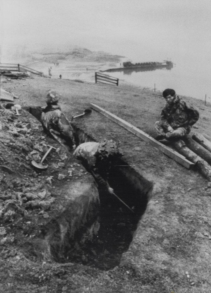 Gurkhas Falklands