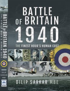 Dilip Sarkar Battle of Britain