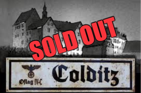 Colditz Sold Out