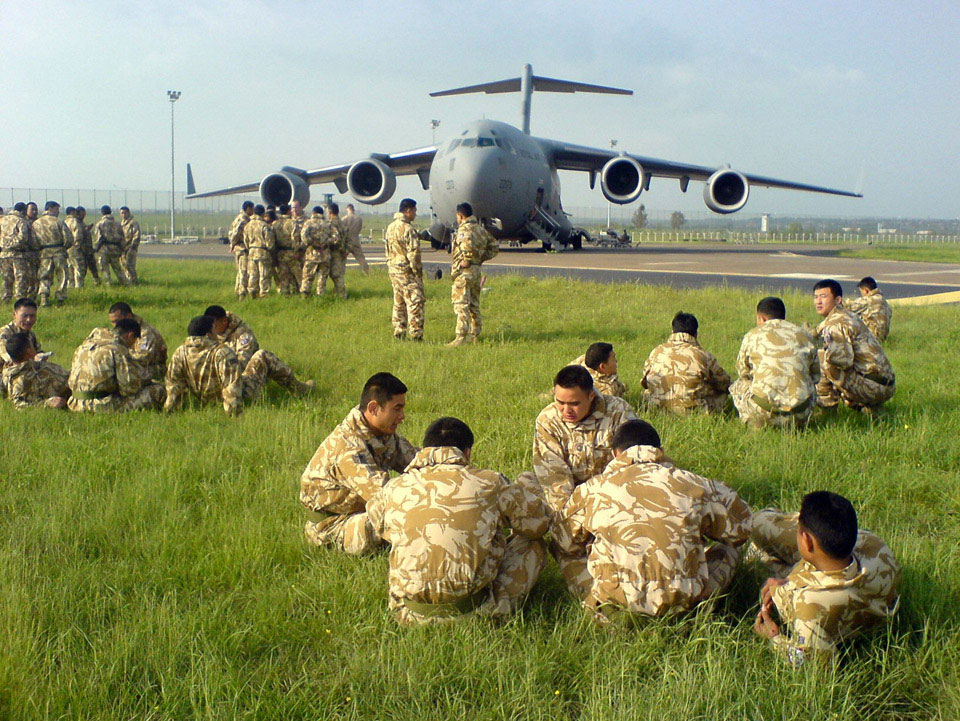 Gurkhas Afghanistan