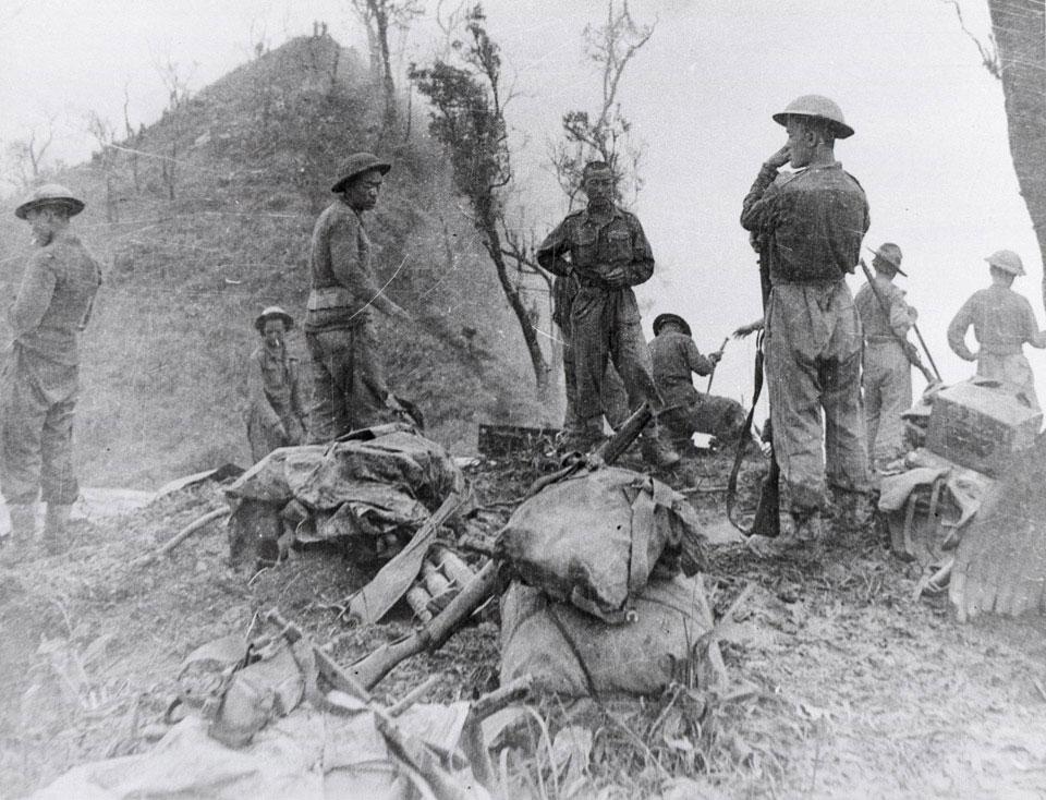 Gurkhas WW2