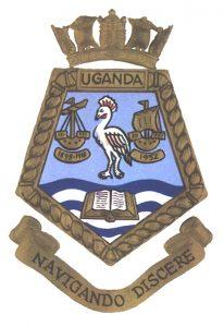 SS Uganda Ship's Crest
