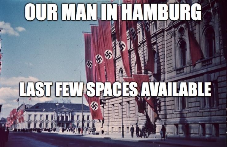 Our Man in Hamburg; A true spy story of WW2