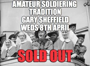 Gary Sheffield Amateur Soldiers