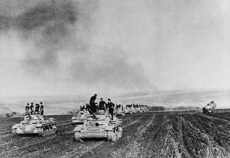 German Panzers i nRussia