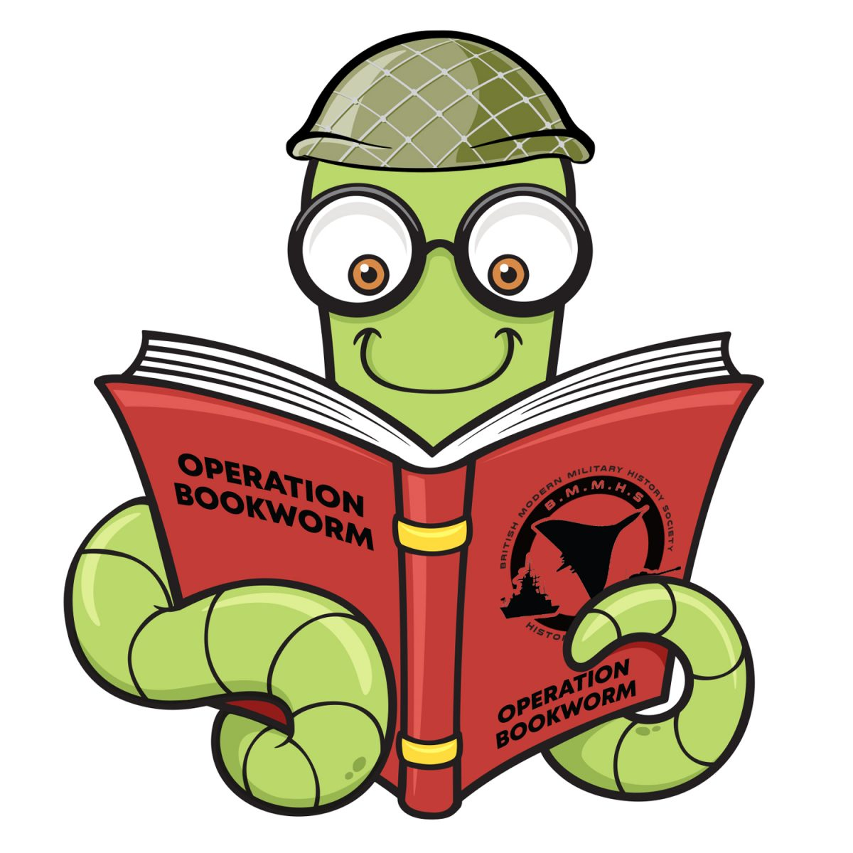 Operation Bookworm logo