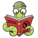 Operation Bookworm logo