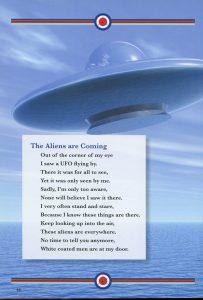 Poetry of Flt Lt William Walker