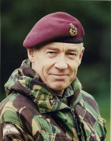 Major-General Dair Farrar-Hockley