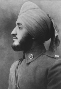 Hardit Singh Malik in the RFC 1917-19