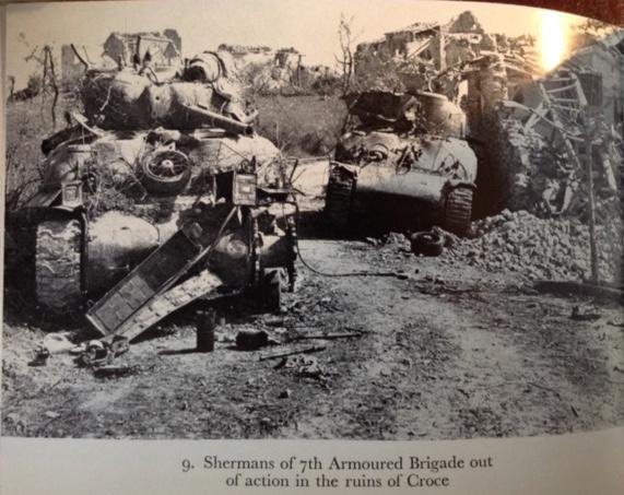 Gothic Line Shermans