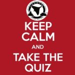 BMMHS Keep Calm Quiz