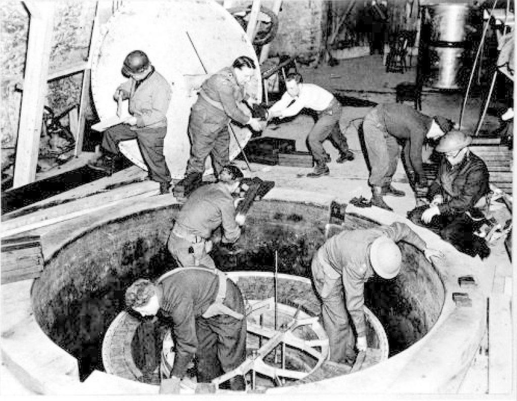 Nazi Nuclear programme