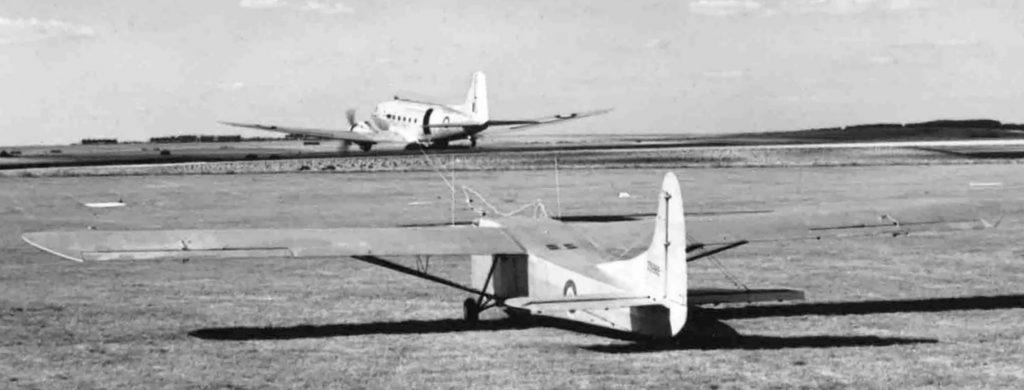 Jim Tilley Hadrian Glider