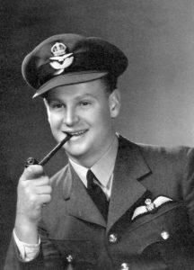 Jim Tilley aged 20