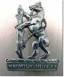 Warkwickshire Regiment