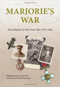 Marjorie's War: Four Families in the Great War