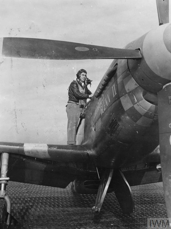 Chuck Yeager P 51