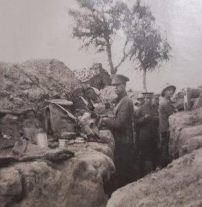 Gallipoli Warwicks