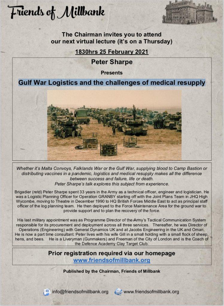Gulf War Meds Details