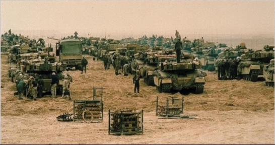 Gulf War Logistics and the challenges of medical resupply – Friends of Millbank