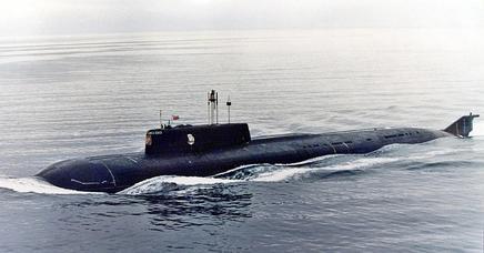 Sinking of Kursk