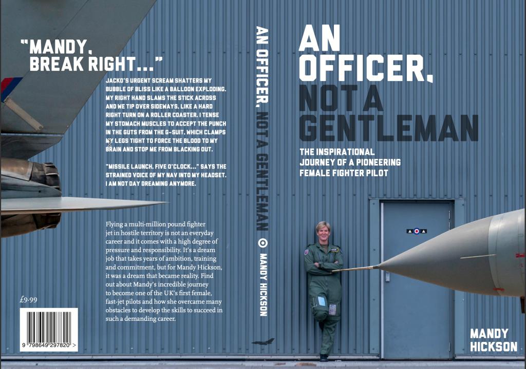 Book review officer not gentleman