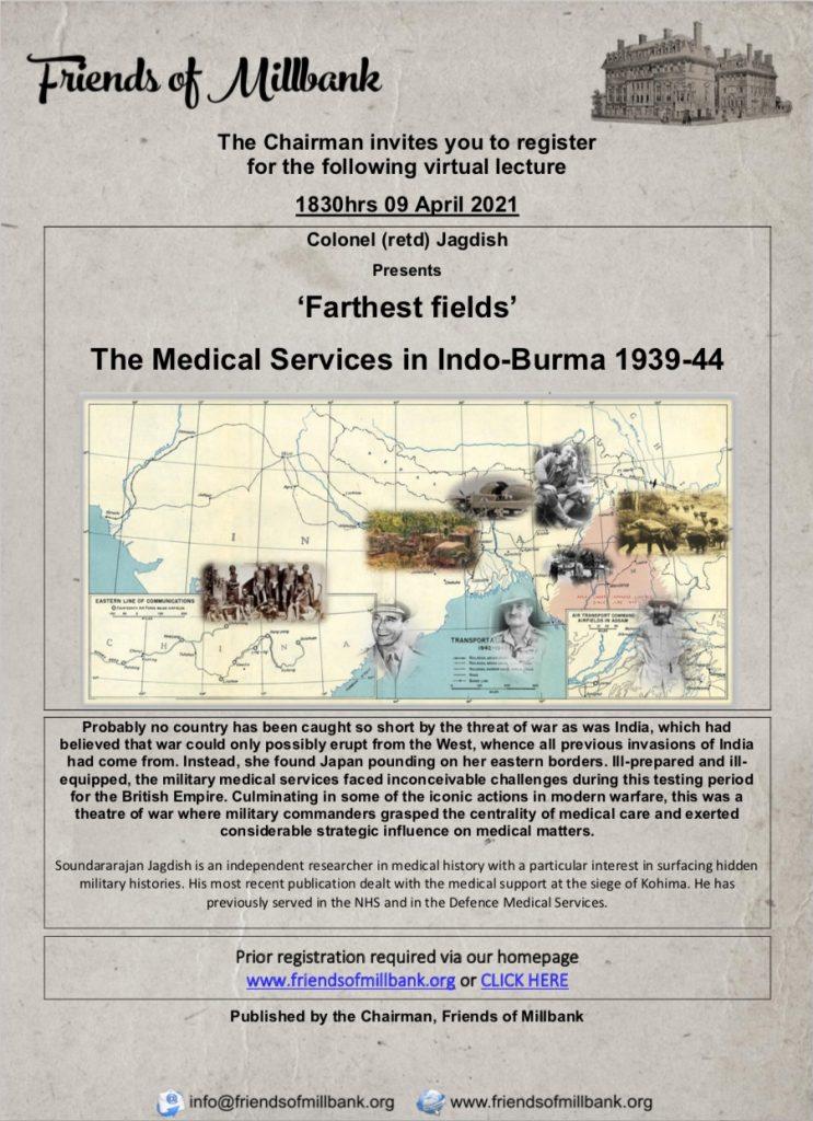 Medical services Burma
